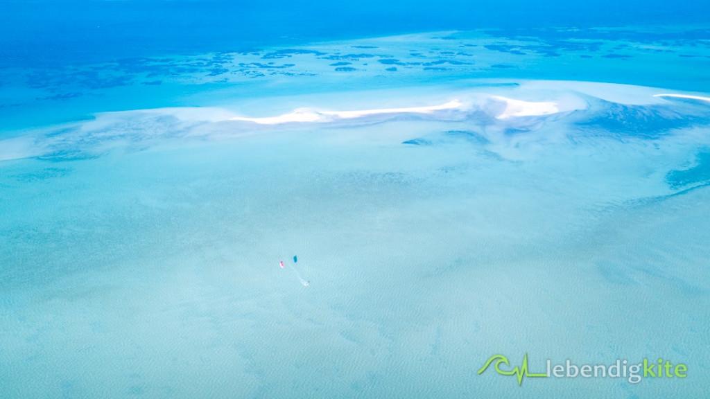 flat water Kite spots Australia Lagoon