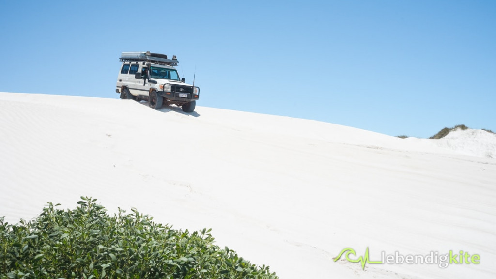 4WD 4x4 dunes Lancelin Offroad sand
