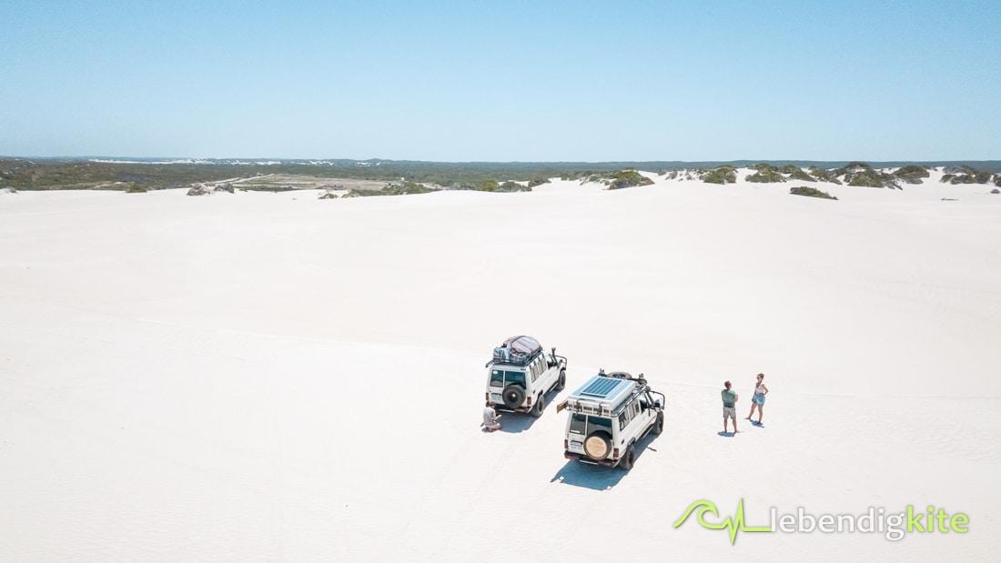 4WD Offroad dunes Lancelin