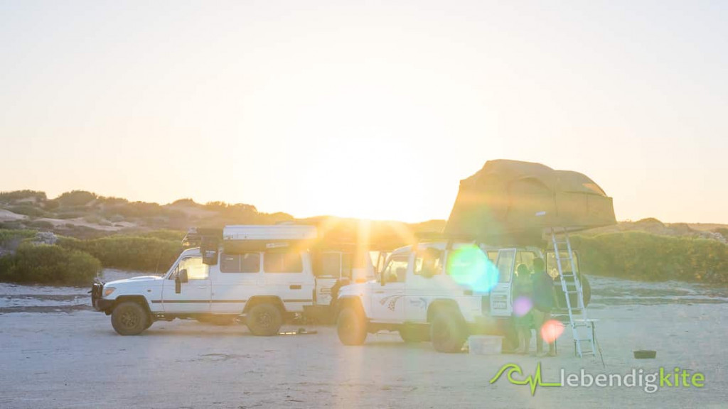 Camping Australia Outback