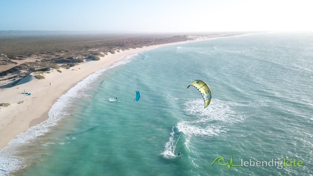 kitesurfing holidays Australia Exmouth