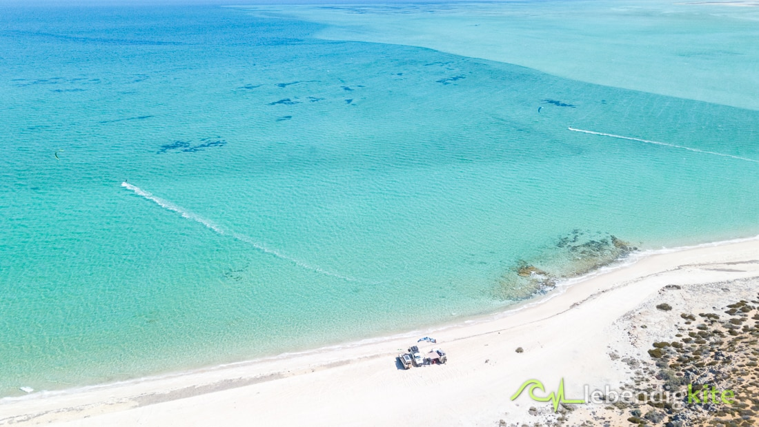 best kitesurfing spots destinations Australia westcoast