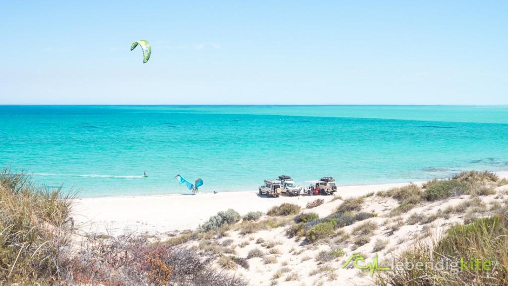 lebendigkite kite surf holidays Australia