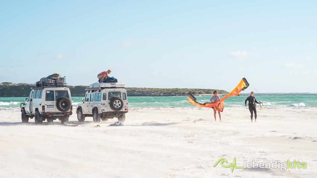 4x4 Kite Trip tour Australia
