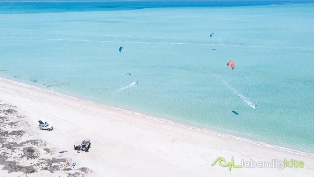 Kitesurfing spots Australia lebendigkite kite travel