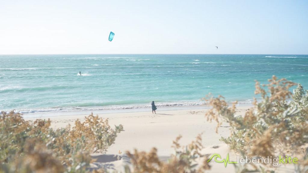kitesurfing Exmouth Ningaloo wave spot