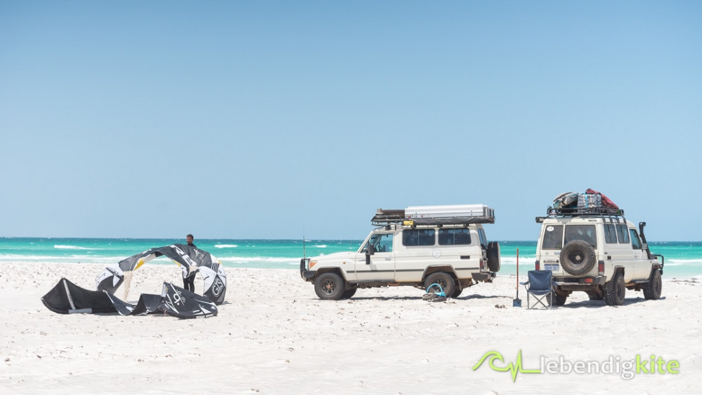 Adventure 4x4 Kite Trip tour