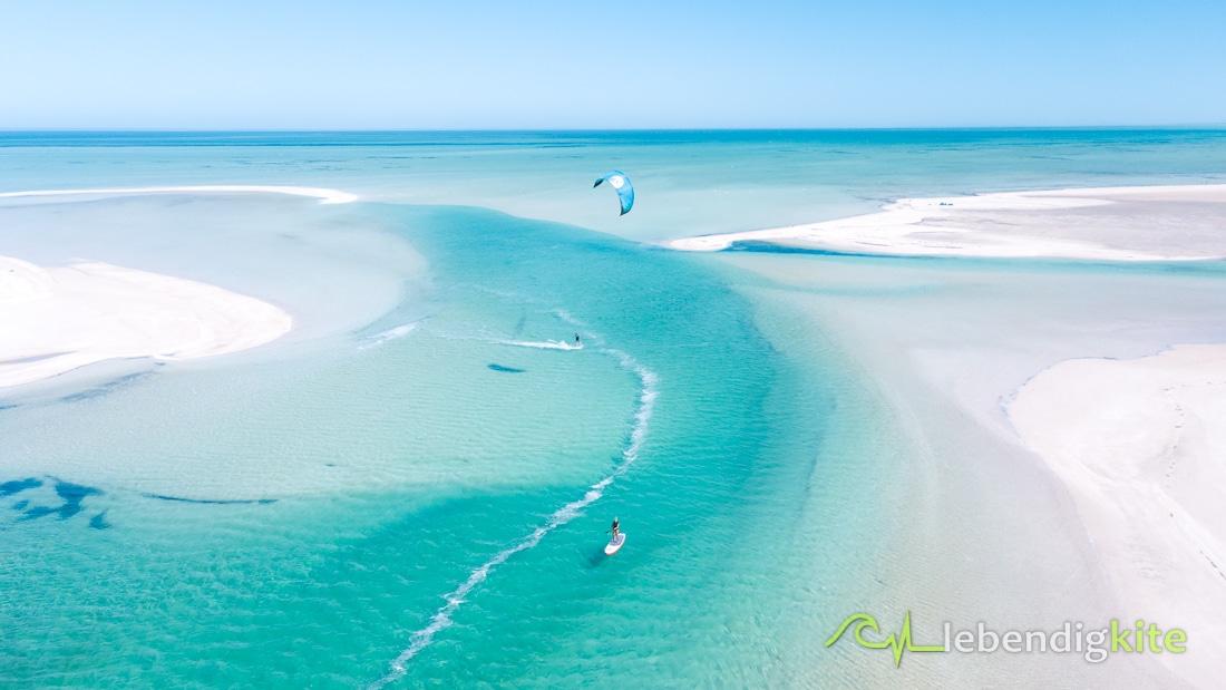 besten Kitespots auf Kitereisen in Australien Kitesurfen