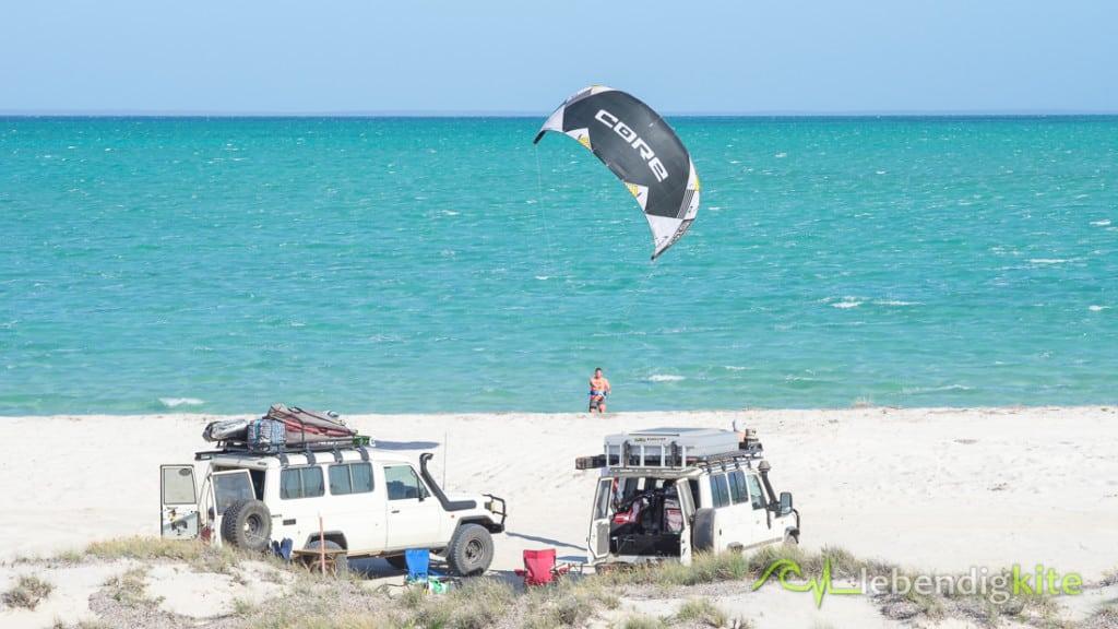 Kitesafari Abenteuer Australien