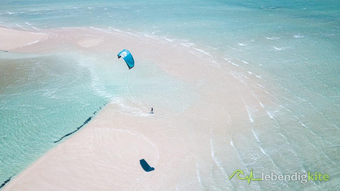 Kitesafari Australien
