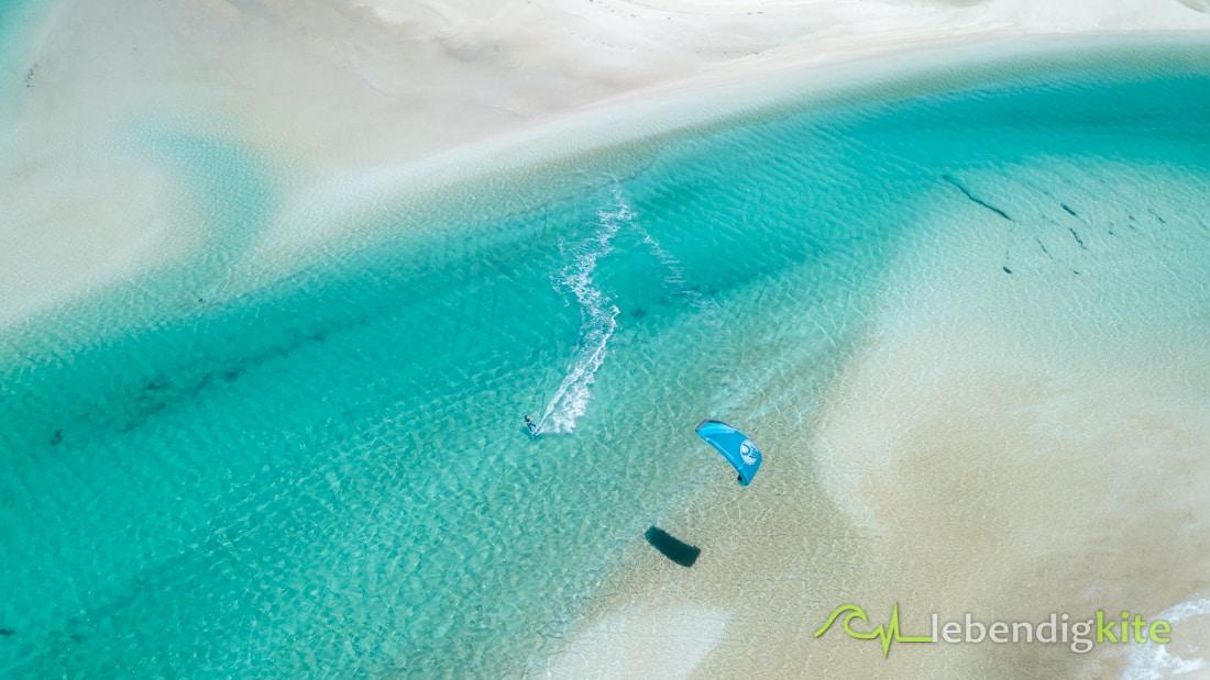 lebendigkite Kitereisen Kitesafari in Australien Kitesurfen Kiteurlaub