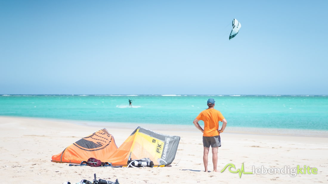 Kiteurlaub in Westaustalien im November Dezember Januar