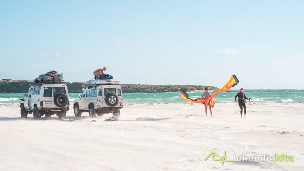 4x4 Kite Trip Australien